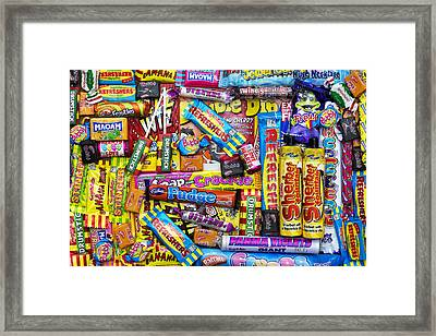 Childhood Memories Framed Print by Tim Gainey