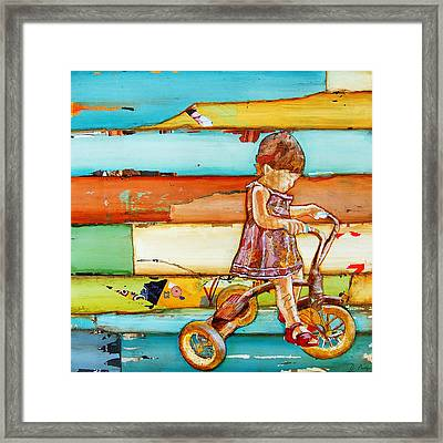 Child's Play Framed Print by Danny Phillips