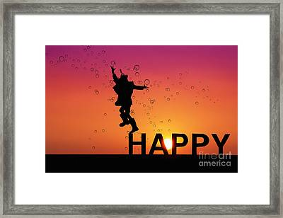 Childs Play Framed Print by Tim Gainey