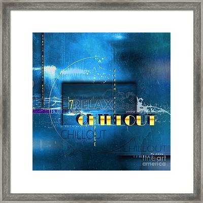 Chillout Framed Print by Franziskus Pfleghart