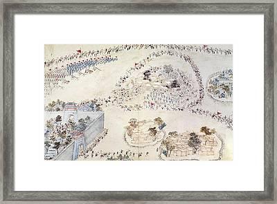China Taiping Rebellion Framed Print by Granger