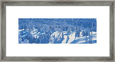 Chino Nagano Japan Framed Print by Panoramic Images