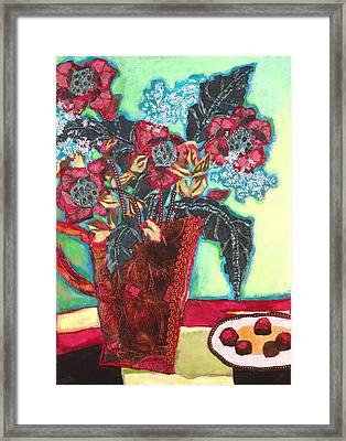 Chocolates Framed Print by Diane Fine