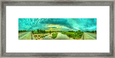 Choices Framed Print by  Caleb McGinn
