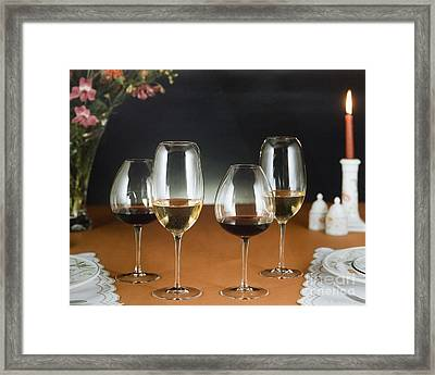 Choices  Framed Print by Jerry McElroy