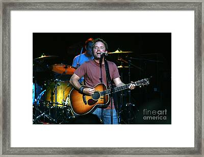 Chris Tomlin 8206 Framed Print by Gary Gingrich Galleries