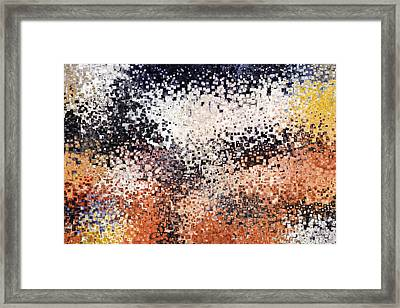 Christian Art- Catch The Son. Luke 5 10 Framed Print by Mark Lawrence