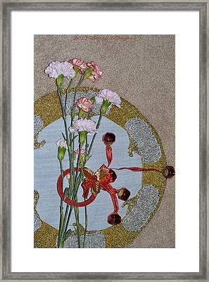 Christs Birthday Framed Print featuring the photograph Christmas Bells by Sonali Gangane