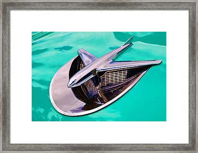 Chrome Aircraft Framed Print by Phil 'motography' Clark