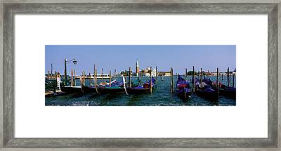 Church Of San Giorgio Maggiore Framed Print by Panoramic Images