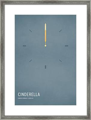 Cinderella Framed Print by Christian Jackson