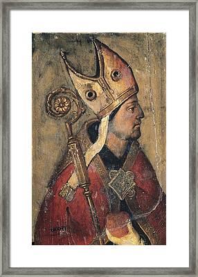 Cisneros, Francisco Jim�nez De Framed Print by Everett
