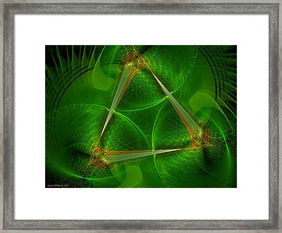 Citrus Framed Print by Linda Whiteside
