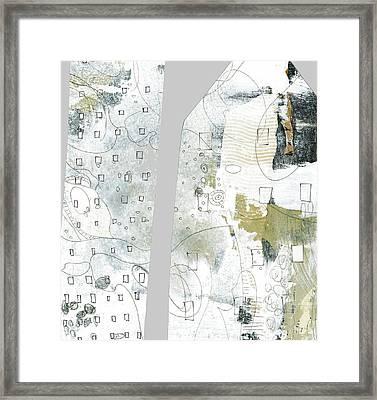 City IIi Framed Print by Sarah Ogren