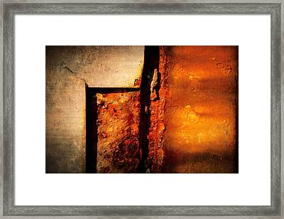 City Lights Framed Print by Odd Jeppesen
