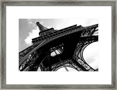 City Of Love Framed Print by Thomas Splietker