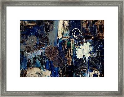 Clafoutis D Emotions - P03k07t Framed Print by Variance Collections