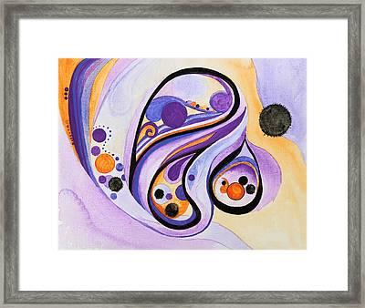 Clairvoyant Framed Print by Alla Ilencikova