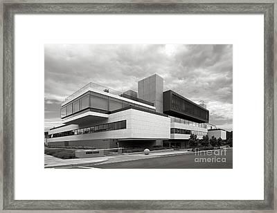 Claremont Mc Kenna College Kravis Center Framed Print by University Icons
