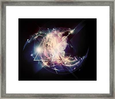 Clarity Framed Print by George Smith
