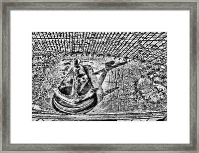 Class Of 68 Bw Framed Print by JC Findley
