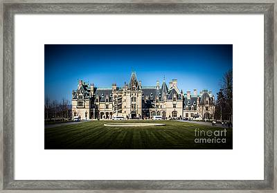 Classic Biltmore Framed Print by Perry Webster