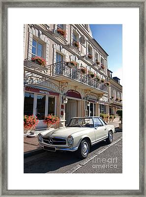 Classic Elegance Framed Print by Olivier Le Queinec