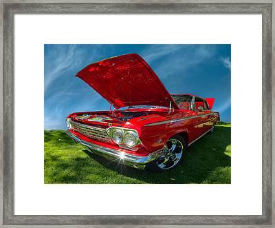 Classic Imapala Ss Framed Print by Leland D Howard