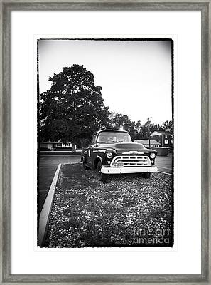 Classic Framed Print by John Rizzuto