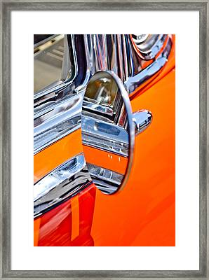 Classic Mirror Framed Print by Phil 'motography' Clark