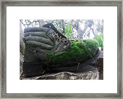 Classic Soul Framed Print by Eric Kempson