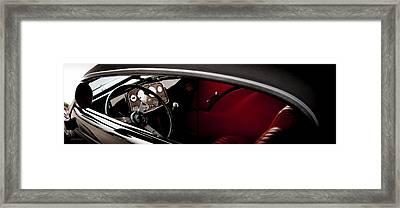 Classic Style Framed Print by Steven Milner