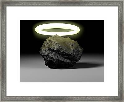 Clean Coal Framed Print by Equinox Graphics