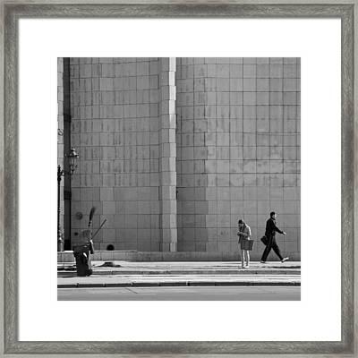 Cleansed Framed Print by Zeljko Dozet