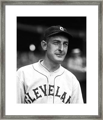Clifford W. Cliff Lee Framed Print by Retro Images Archive