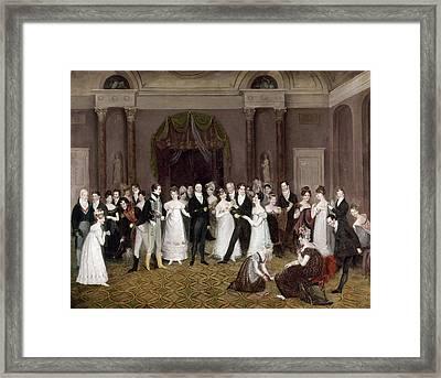 Clifton Assembly Rooms Framed Print by Granger