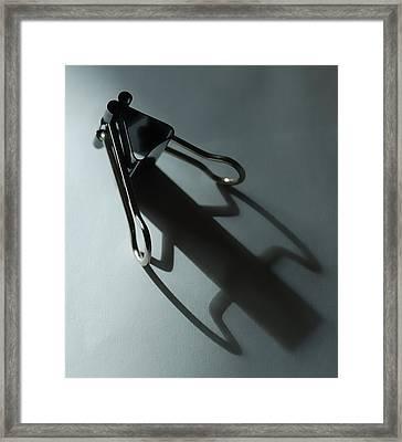 Clip Art Framed Print by Steven Milner