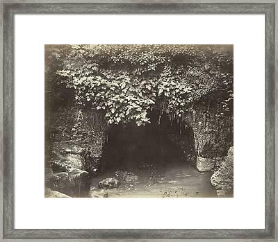 Cloaca Maxima, Robert Macpherson Framed Print by Artokoloro