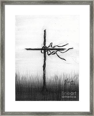 Close To The Brokenhearted Framed Print by J Ferwerda