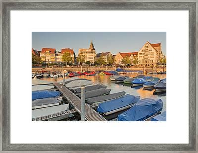Closing Time Framed Print by Holger Spiering