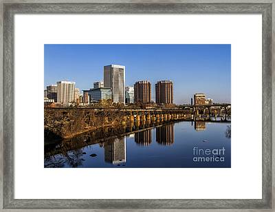 Cloudless Framed Print by Tim Wilson
