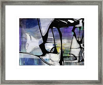 Clouds Framed Print by Airton Sobreira