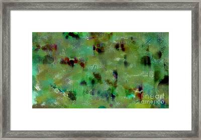 Clouds Soul Framed Print by Rosana Ortiz