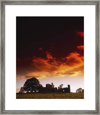 Co Meath, Bective Abbey, Ireland Framed Print by The Irish Image Collection