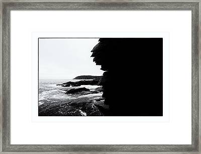 Coastal Scene 8 Framed Print by Jeremy Herman