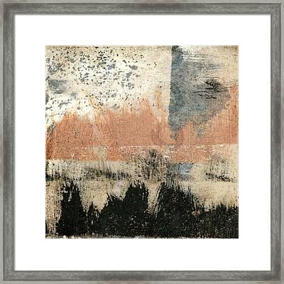 Coastal Solstice Framed Print by Carol Leigh
