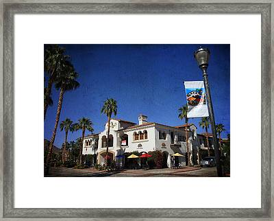 Coffee Spot Framed Print by Laurie Search