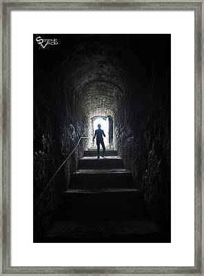 Cold Dream  Framed Print by Vadim Scripnic