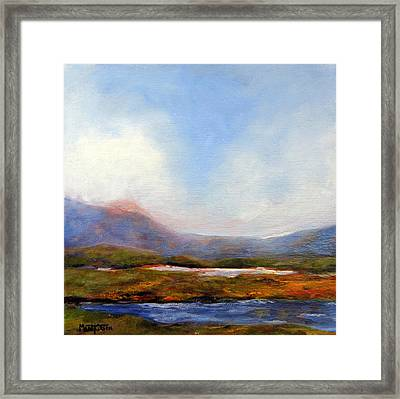 Colin's Place Framed Print by Marti Green
