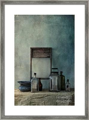 Collection Framed Print by Priska Wettstein